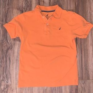 Nautica boys polo
